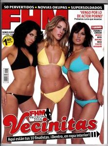 FHM_amorfostv_octubre2004_n7_portada