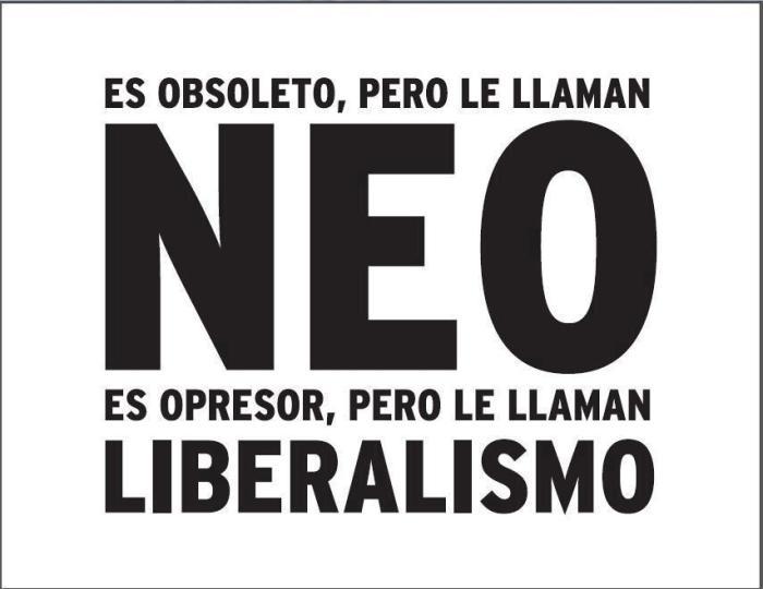 Neoliberalismo-opresor